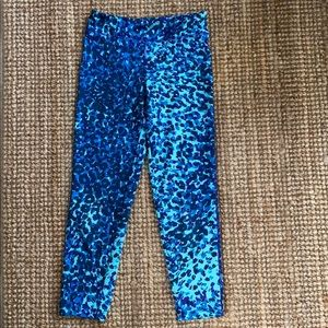 GAP girl's crop yoga pants